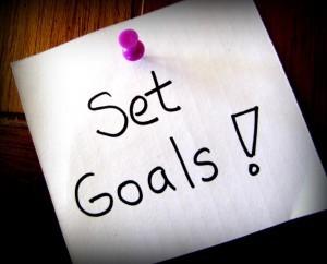 a financial goal setting