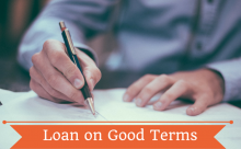 unsecured loans on good terms