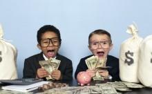 thpughts of millionaires