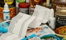 groceries bill