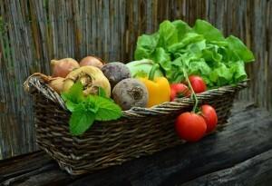 october vegetables