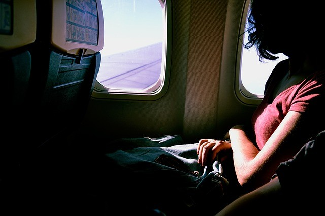 save on airplane tickets