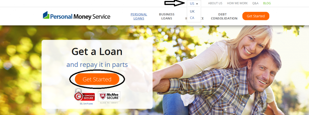 get personal loans online