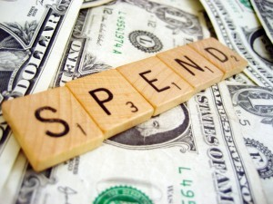 earning and spending trends