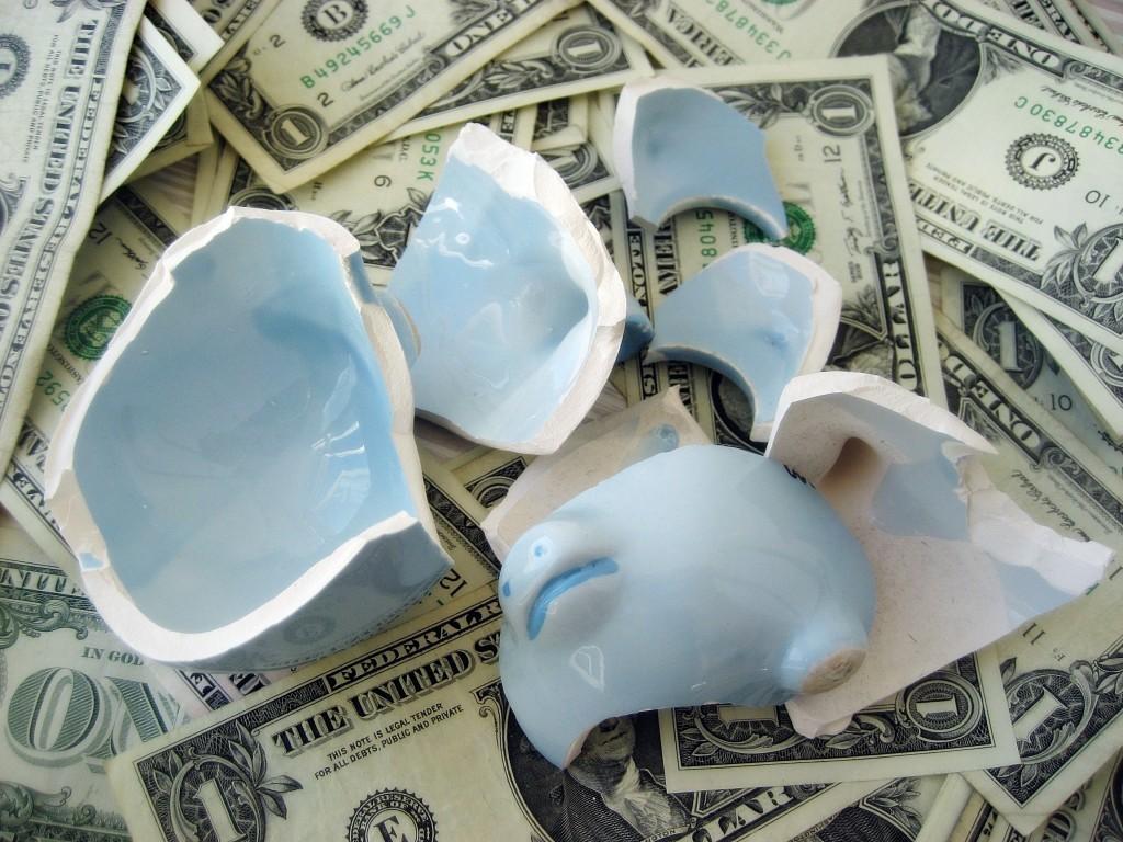 bad money saving tips