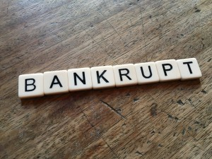 get out of bankruptcy