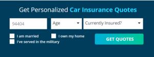 car insurance estimator USA