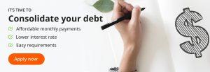 debt consolidation