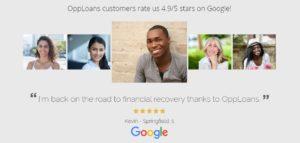 Opploans customer reviews