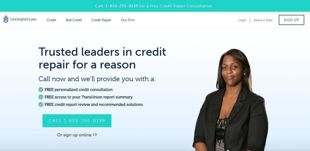 LexingtonLaw credit repair